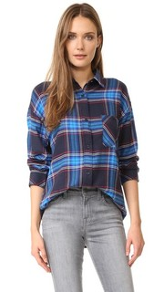 Фланелевая рубашка с пуговицами Jackson Rails