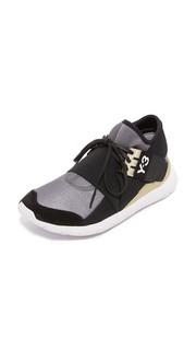 Кроссовки для бега со шнуровкой Y-3 Qasa Elle