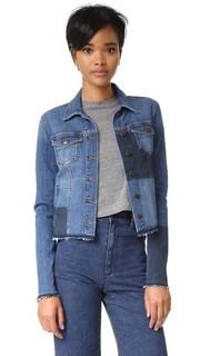 Куртка из денима Steve Joes Jeans