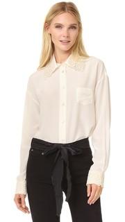 Объемная рубашка на пуговицах Marc Jacobs