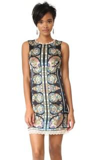 Эффектное свободное платье Nanette Lepore