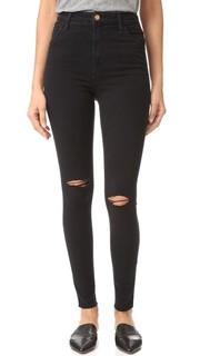 Джинсы-скинни Bella с высокой посадкой Joes Jeans