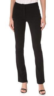 Эластичные расклешенные брюки Tech Yigal Azrouel