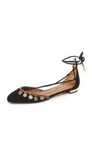 Обувь на плоской подошве Abascal x Aquazzura Sevilla