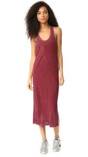 Миди-платье The Mykonos Cotton Citizen