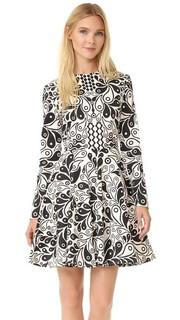 Платье Kiki с длинными рукавами Holly Fulton
