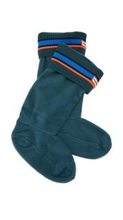 Носки под ботинки Buoy в полоску Hunter Boots