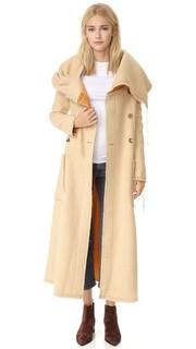 Пальто Auden Blanket Acne Studios