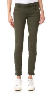 Практичные атласные брюки Blank Denim