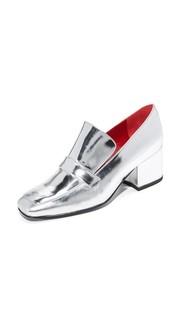 Туфли-лодочки Turbo Jet в стиле лоуферов Dorateymur