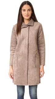 Двустороннее пальто Mirabella Velvet