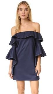 Платье Rachel с открытыми плечами Alexis