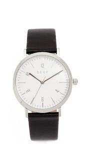 Часы Minetta с кожаным ремешком Dkny