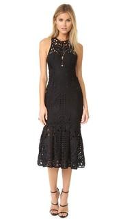 Миди-платье Harmony с вырезами Lover