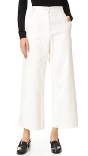 Вельветовые брюки Bishop Rachel Comey