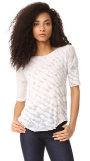Базовая футболка Raquel Allegra