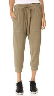 Трикотажные брюки Surplus в восточном стиле R13