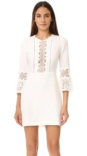 Платье Somerset с кружевной отделкой Wayf