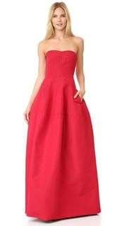 Вечернее платье-бюстье J. Mendel