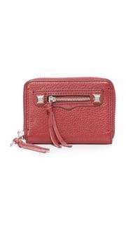Миниатюрная сумочка Regan на молнии Rebecca Minkoff