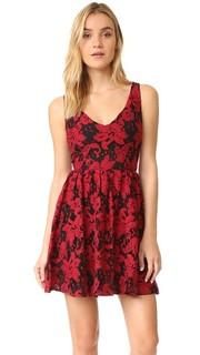 Кружевное платье Lanson BB Dakota