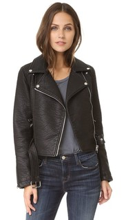 Куртка из искусственной кожи Eleven Paris