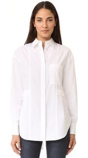 Непринужденная рубашка Grey Jason Wu