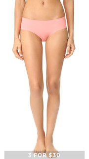 Невидимые трусики-шорты с низкой талией Calvin Klein Underwear