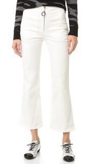 Расклешенные джинсы Edun