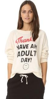 Свитер Adult Day Wildfox