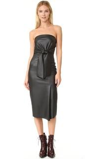 Платье без бретелек Edition10