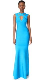 Вечернее платье Cathryn Herve Leger