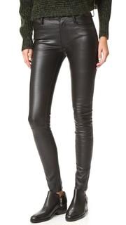 Кожаные брюки Peppa Mackage