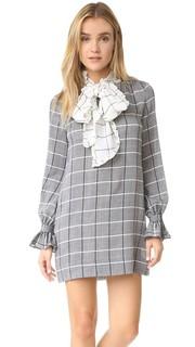 Платье Aspen с завязками у выреза Rachel Zoe