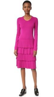 Трикотажное платье Salvatore Ferragamo