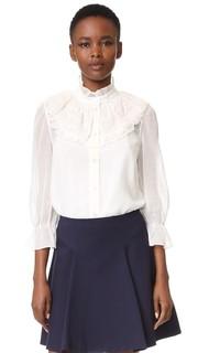 Блуза на пуговицах Marc Jacobs