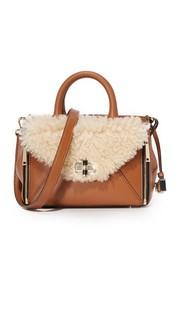 Объемная сумка с короткими ручками 440 Mini Secret Agent Diane von Furstenberg