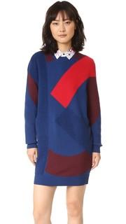 Платье-свитер Kenzo