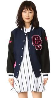Куртка OC в студенческом стиле Opening Ceremony