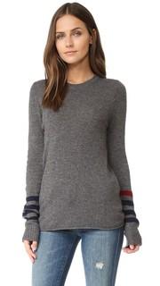 Кашемировый свитер Strike с округлым вырезом Freecity