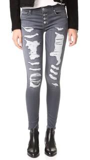Теплые джинсы Ciara с пуговицами Hudson