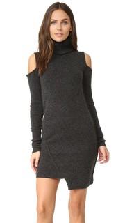 Платье с открытыми плечами Pam & Gela
