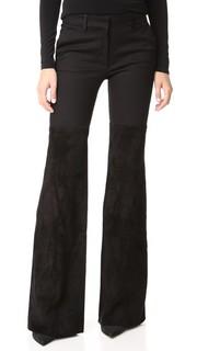 Замшевые брюки Gigi Rachel Zoe
