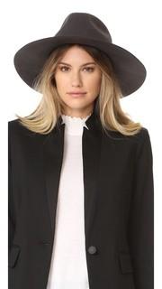 Шляпа-федора с широкими полями Rag & Bone