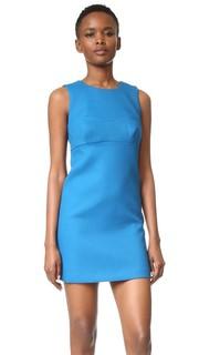 Платье-трапеция с отделкой в виде сердечка Milly