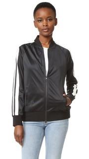 Тренировочная куртка на кнопках Pam & Gela