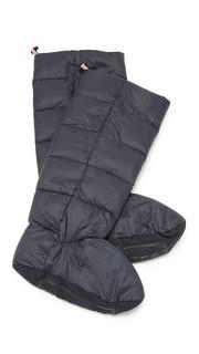 Высокие пуховые носки Hunter Boots