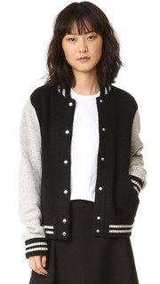 Куртка в студенческом стиле Marc Jacobs