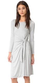 Платье Whitney B с перекрученной отделкой Three Dots