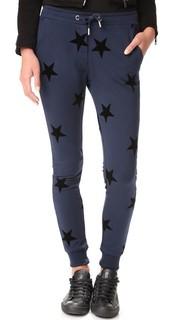Спортивные брюки со звездами по всей поверхности Zoe Karssen